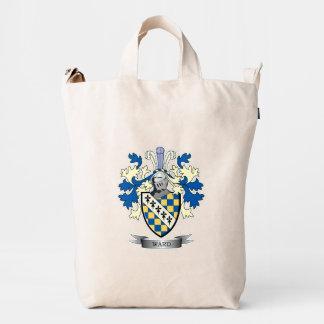 Escudo de armas de la sala bolsa de lona duck