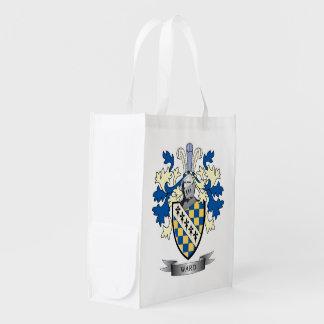 Escudo de armas de la sala bolsas de la compra