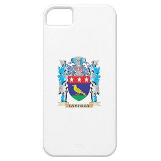 Escudo de armas de La-Stella - escudo de la iPhone 5 Coberturas