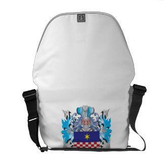 Escudo de armas de la Van-Der-Marca - escudo de la Bolsas De Mensajeria