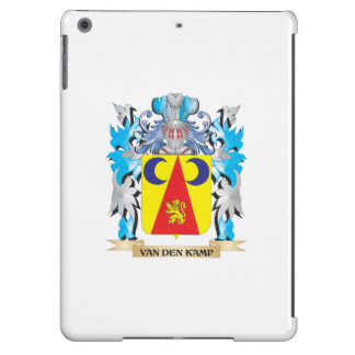 Escudo de armas de la Van-Guarida-Kamp - escudo de Funda Para iPad Air