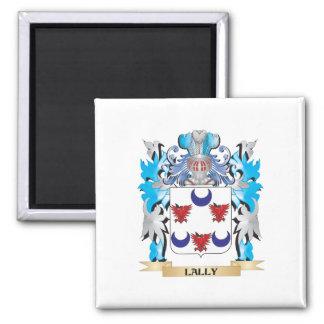 Escudo de armas de Lally - escudo de la familia Imanes