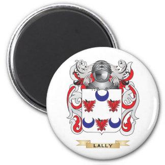 Escudo de armas de Lally escudo de la familia Imán De Nevera