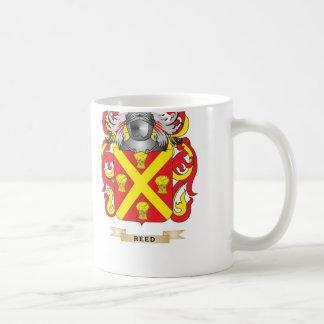 Escudo de armas de lámina (escudo de la familia) taza de café