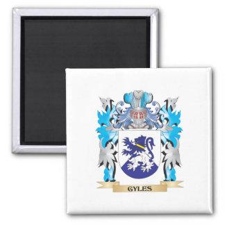 Escudo de armas de las calderas - escudo de la imán de nevera