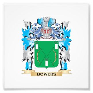 Escudo de armas de las glorietas impresion fotografica