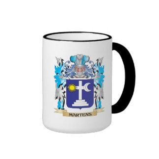 Escudo de armas de las martas - escudo de la taza