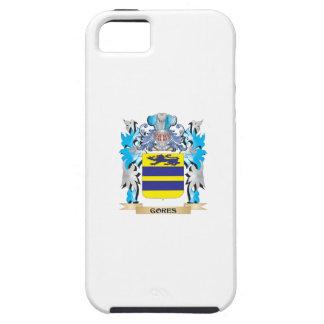 Escudo de armas de las sangres derramadas - escudo iPhone 5 Case-Mate protector