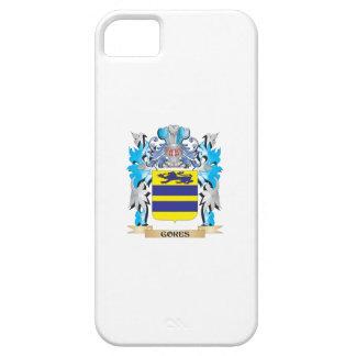Escudo de armas de las sangres derramadas - escudo iPhone 5 Case-Mate cobertura