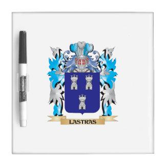 Escudo de armas de Lastras - escudo de la familia Pizarras Blancas