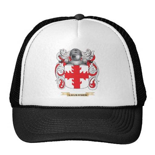 Escudo de armas de Lauersen (escudo de la familia) Gorros