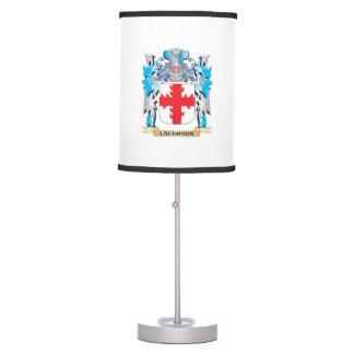Escudo de armas de Lauersen - escudo de la familia