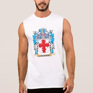 Escudo de armas de Lauersen - escudo de la familia Camisetas Sin Mangas