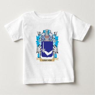 Escudo de armas de Lecuyer - escudo de la familia Tshirt