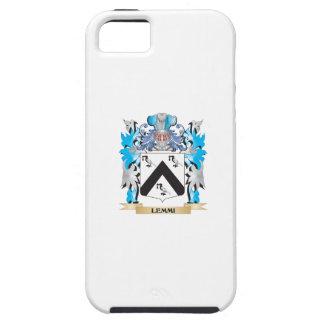 Escudo de armas de Lemmi - escudo de la familia iPhone 5 Case-Mate Funda