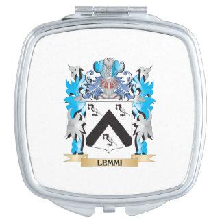 Escudo de armas de Lemmi - escudo de la familia Espejo Para El Bolso