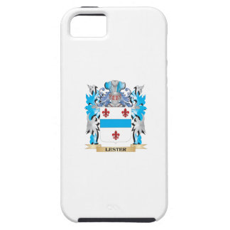 Escudo de armas de Lester - escudo de la familia iPhone 5 Coberturas