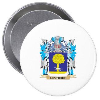 Escudo de armas de Lestrade - escudo de la familia
