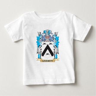 Escudo de armas de Leverett - escudo de la familia T-shirts