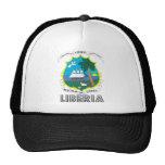 Escudo de armas de Liberia Gorro De Camionero
