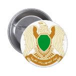 Escudo de armas de Libia Pin