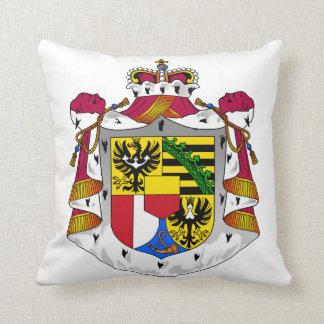 Escudo de armas de Liechtenstein Cojines