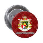 Escudo de armas de Liechtenstein Pins