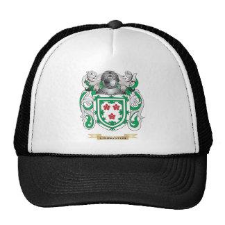 Escudo de armas de Livingston (escudo de la famili Gorras