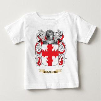 Escudo de armas de Llorente (escudo de la familia) Camisetas