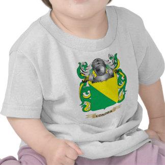 Escudo de armas de Londra escudo de la familia Camisetas
