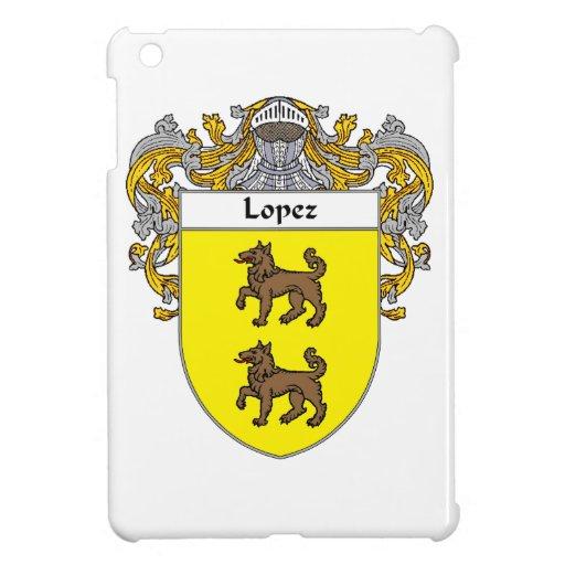 Escudo de armas de López/escudo de la familia