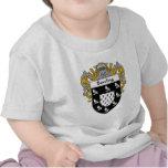 Escudo de armas de los bolos (cubierto) camisetas