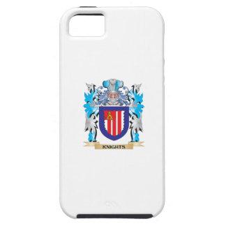 Escudo de armas de los caballeros - escudo de la iPhone 5 Case-Mate carcasas