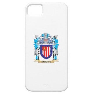 Escudo de armas de los caballeros - escudo de la iPhone 5 protector
