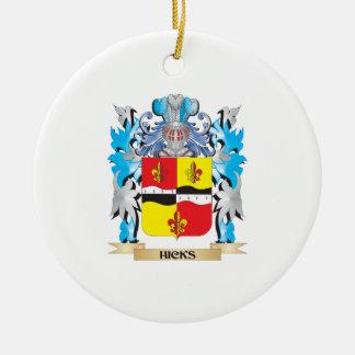 Escudo de armas de los Catetos - escudo de la Adorno Redondo De Cerámica