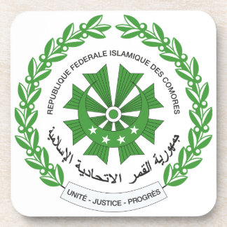 Escudo de armas de los Comoro Posavaso