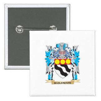 Escudo de armas de los di-Clemente - escudo de la