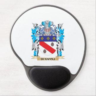 Escudo de armas de los di-Napoli - escudo de la Alfombrillas De Raton Con Gel