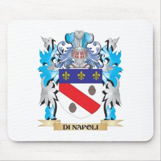Escudo de armas de los di-Napoli - escudo de la Tapete De Ratones