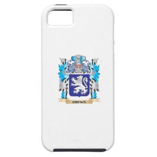 Escudo de armas de los equipos - escudo de la fami iPhone 5 fundas
