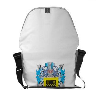 Escudo de armas de los montantes - escudo de la bolsa messenger