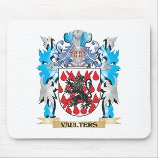 Escudo de armas de los saltadores - escudo de la tapete de ratón