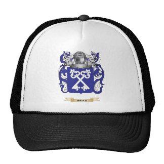 Escudo de armas de los sujetadores (escudo de la f gorras de camionero