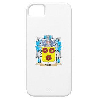Escudo de armas de los valles - escudo de la iPhone 5 cárcasas