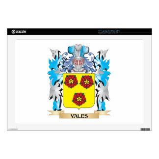 Escudo de armas de los valles - escudo de la portátil 43,2cm skin