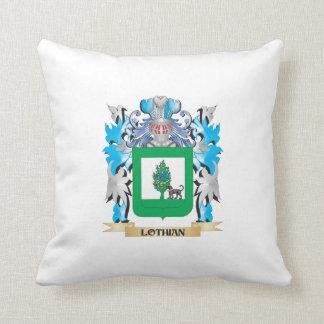 Escudo de armas de Lothian - escudo de la familia Almohada