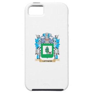 Escudo de armas de Lothian - escudo de la familia iPhone 5 Case-Mate Carcasas