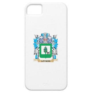 Escudo de armas de Lothian - escudo de la familia iPhone 5 Funda