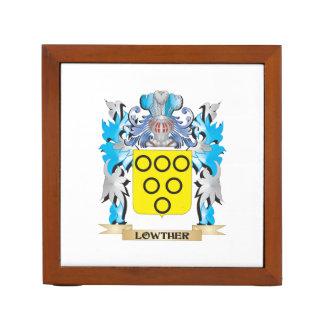 Escudo de armas de Lowther - escudo de la familia