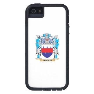 Escudo de armas de Lunardi - escudo de la familia iPhone 5 Case-Mate Coberturas